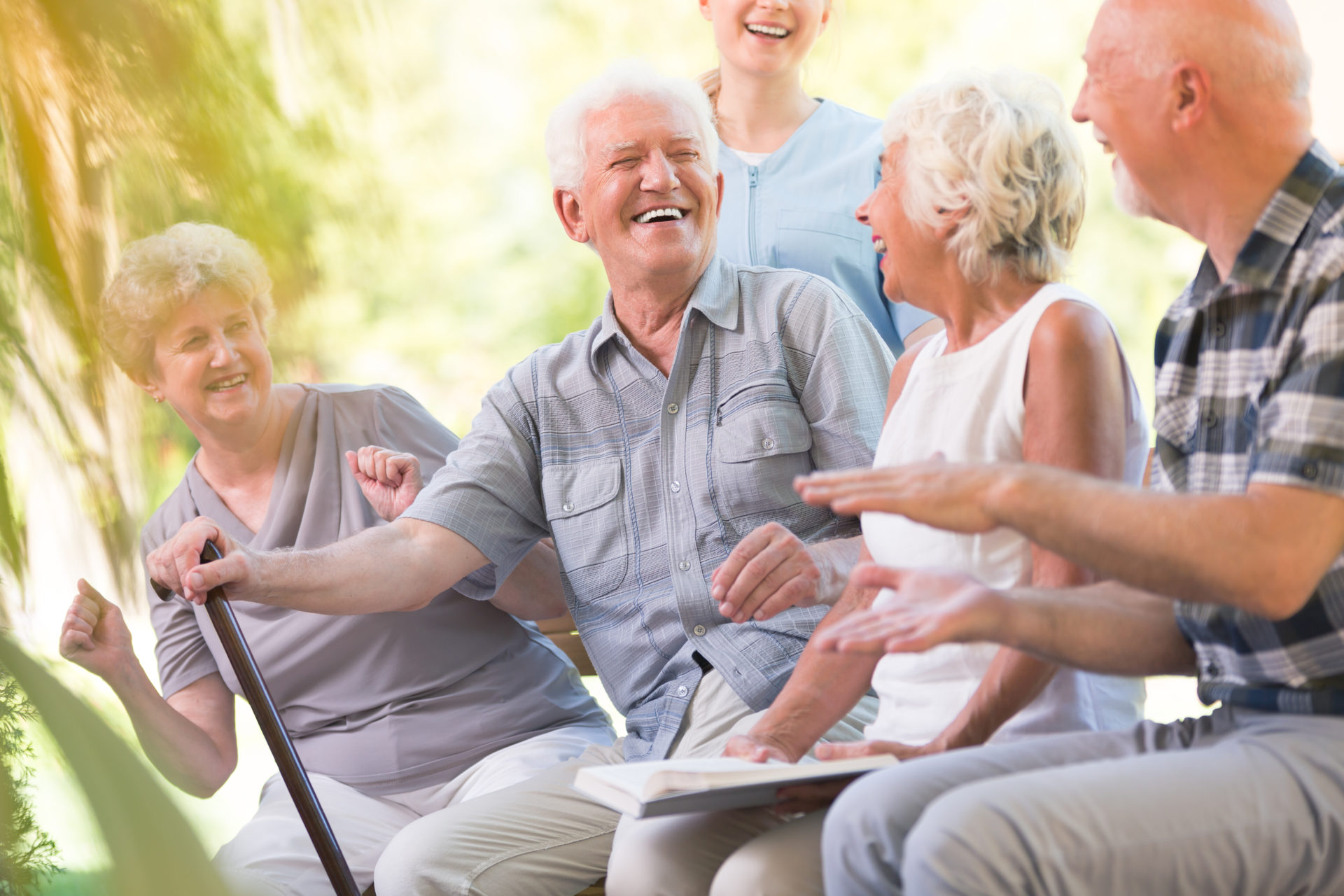 Happy Seniors